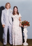 Susan Pulliam & Jim Valyo, 1975 Prom